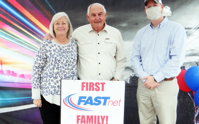 FASTnet Powers Up First Customers